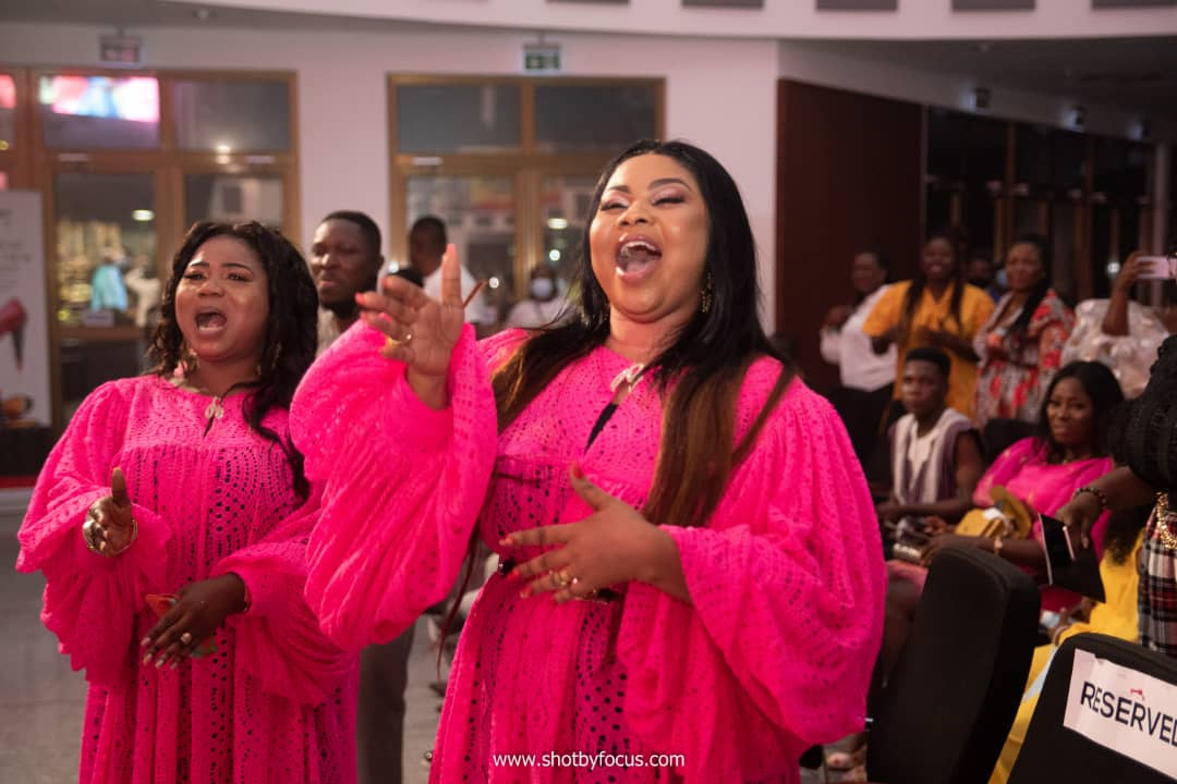 Women in worship 2020