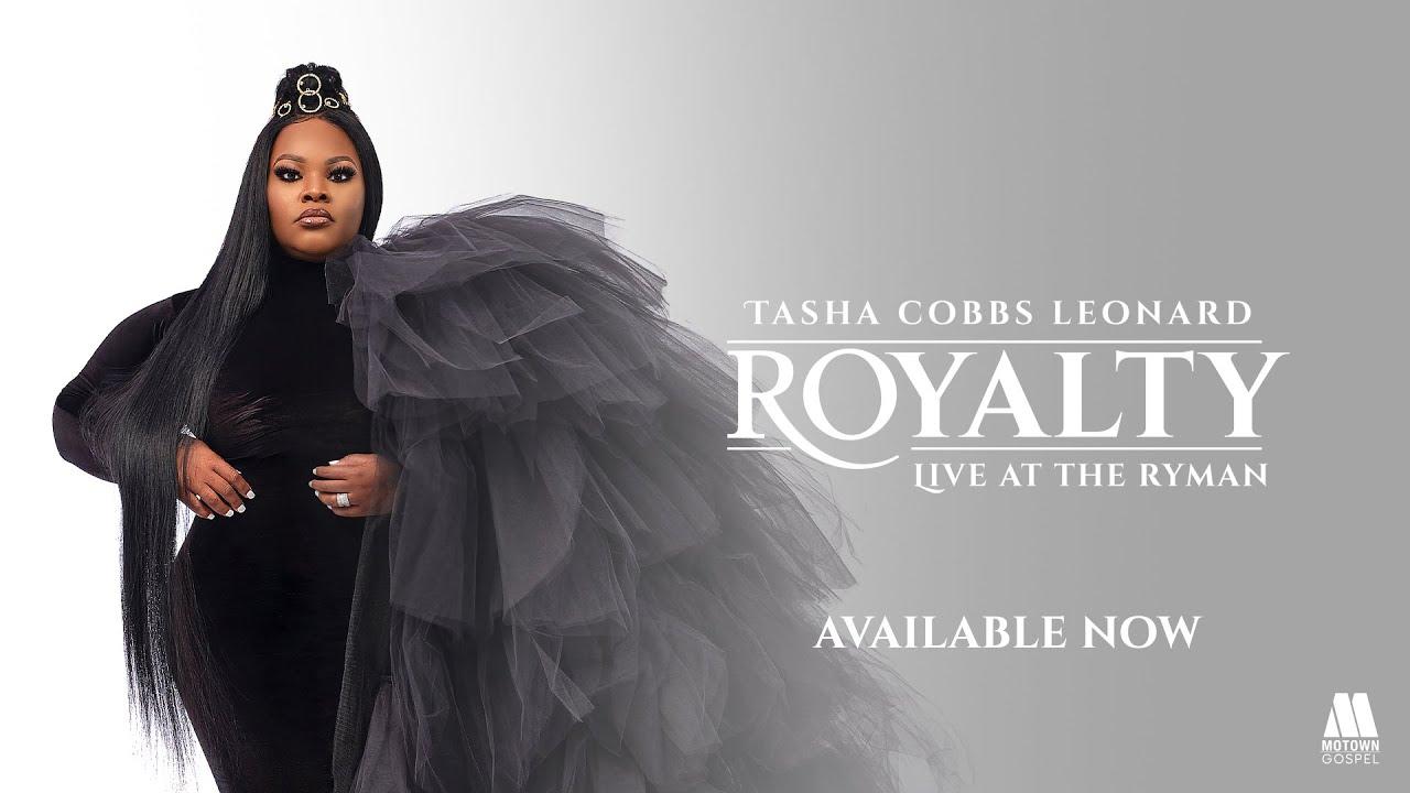 Tasha Cobbs Royalty album