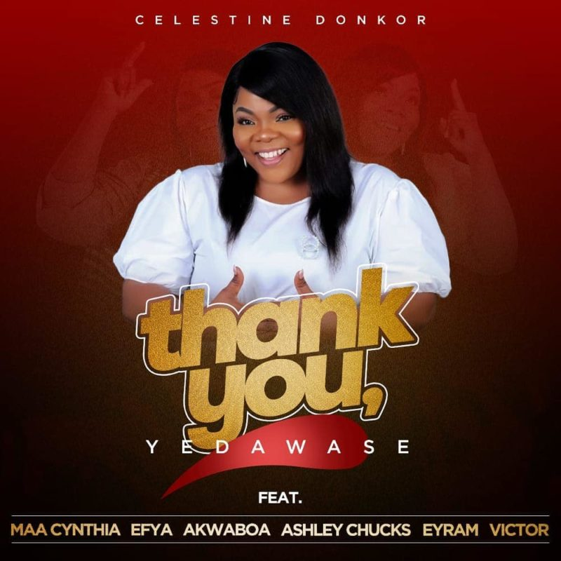Celestine donkor thank you