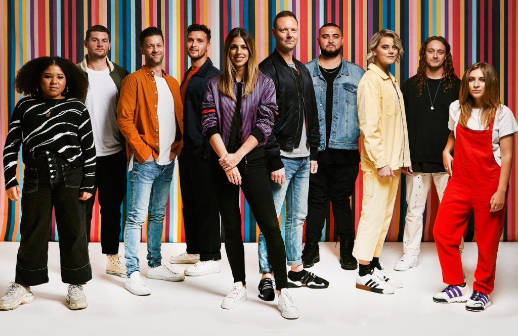 Recent and Popular Hillsong Worship songs