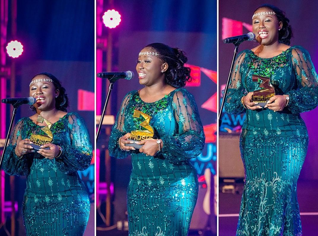 Diana Hamilton bags three awards at 3 Music Awards 2021 – Full list of gospel winners