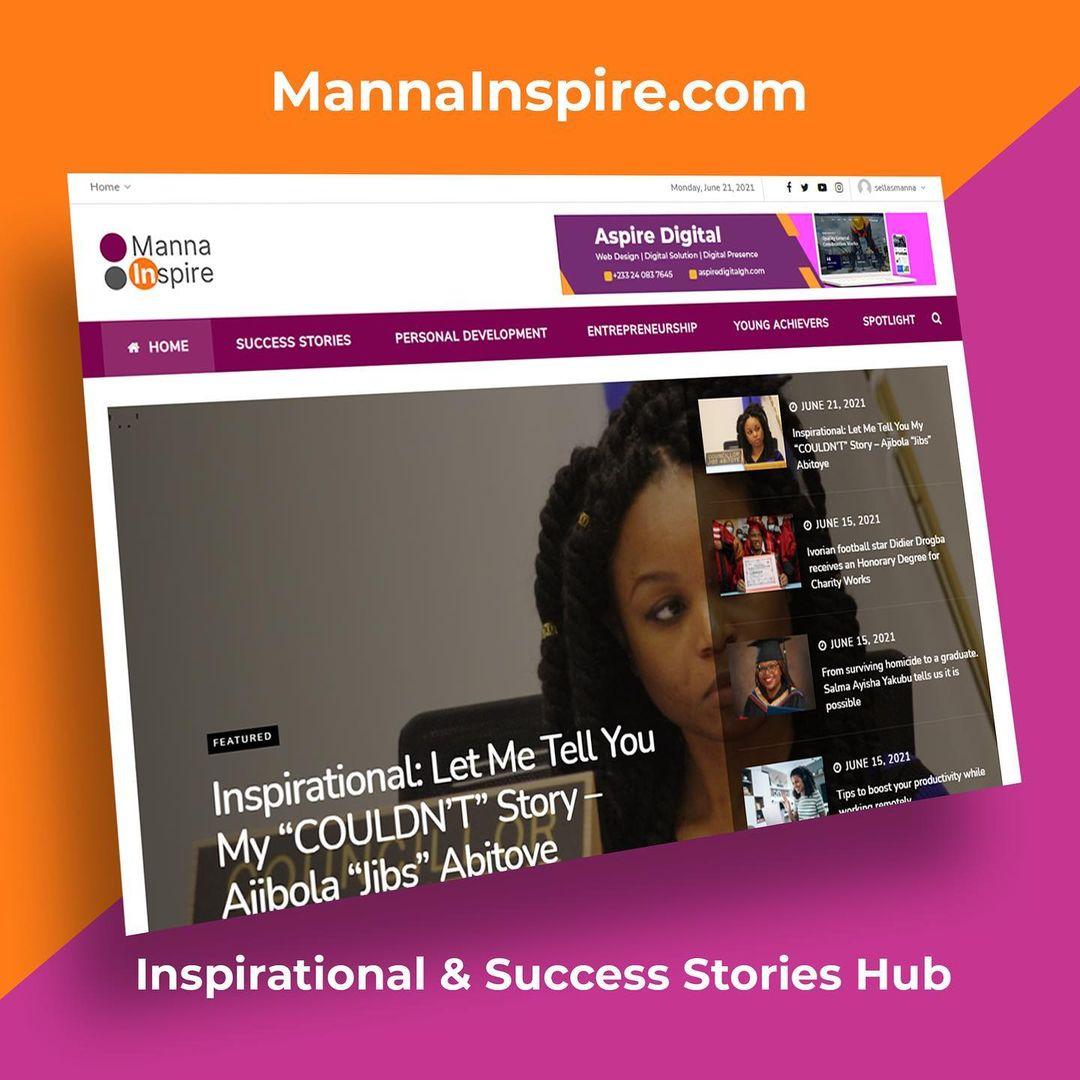 Manna Inspire