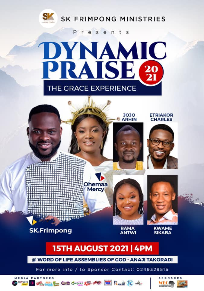 Dynamic Praise 2021 with SK Frimpong